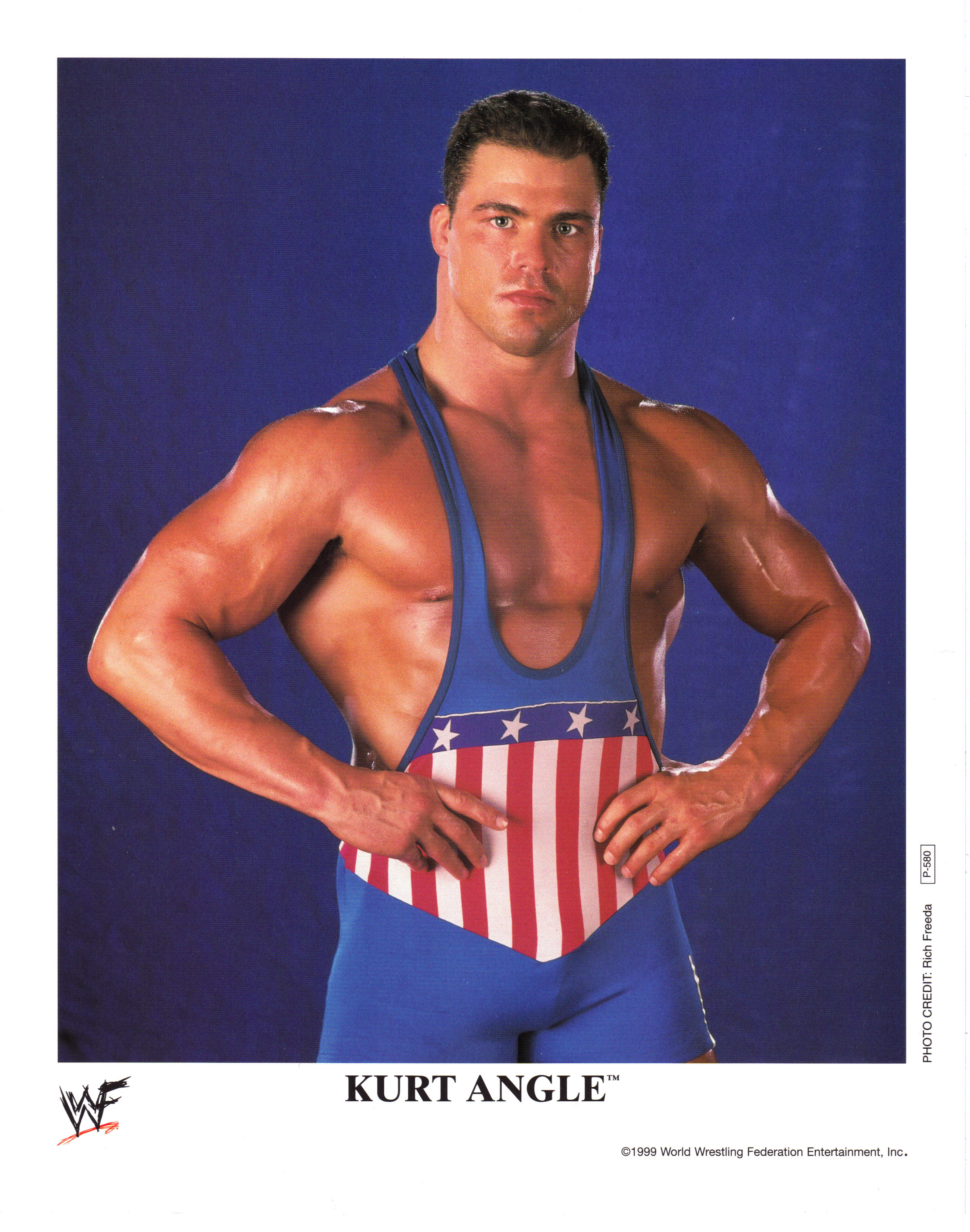 All american attire - Pictures of kurt angle ...