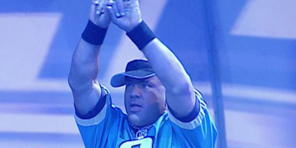 Angle as John Cena