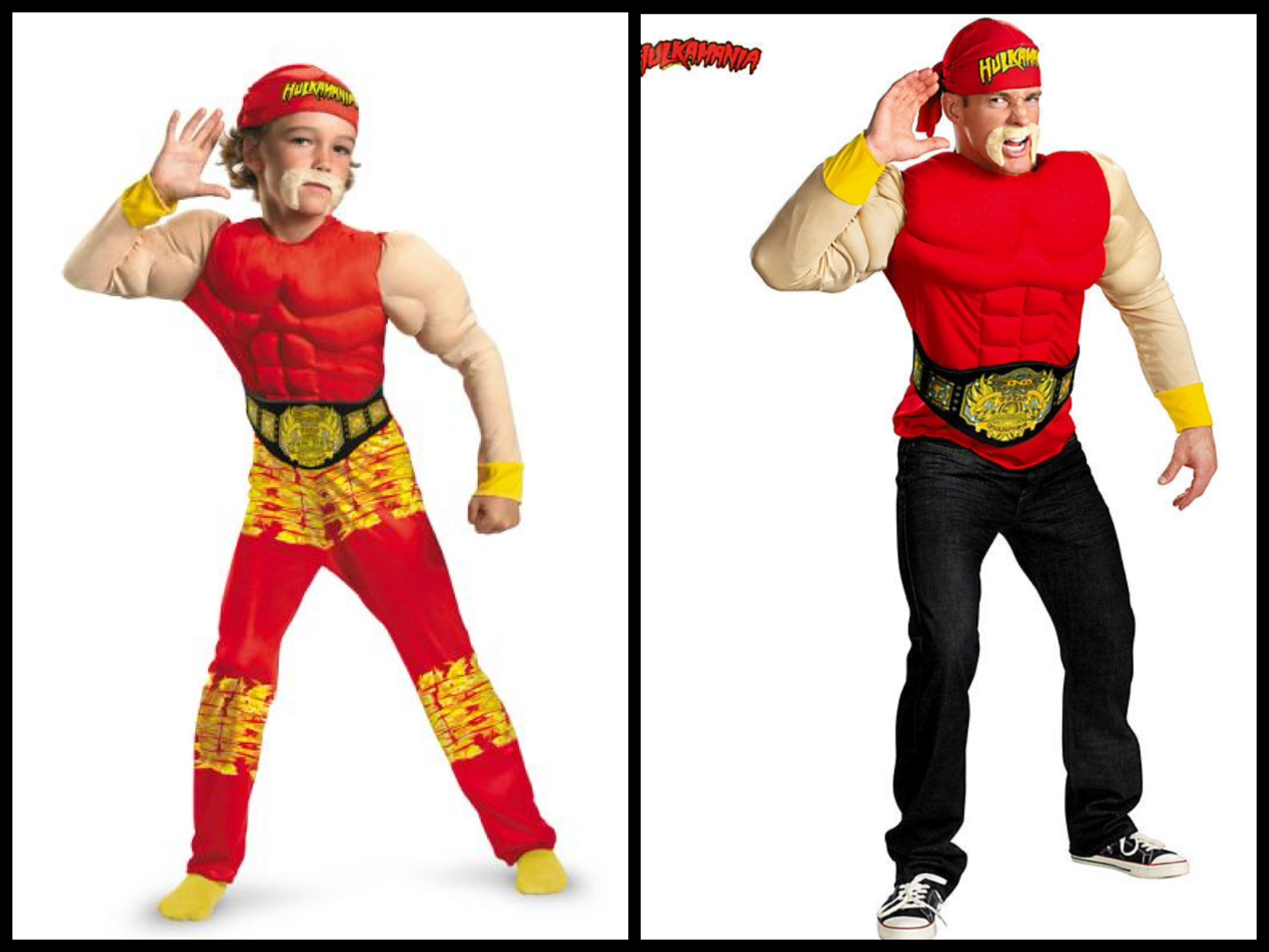 costume hulk hogan