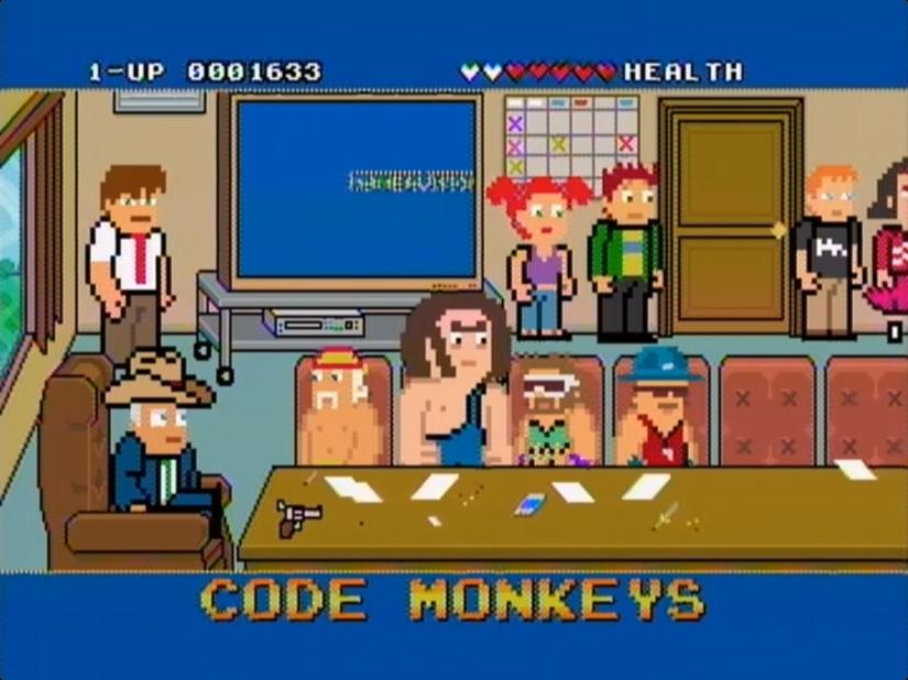 Code Monkeys 5