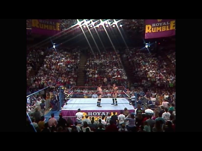 Royal Rumble 1989 - Ax & Smash