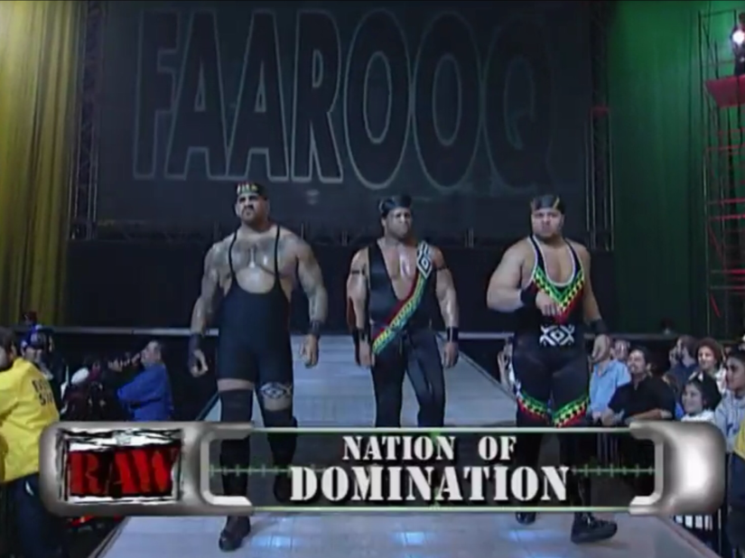 Nation of Domination (3)