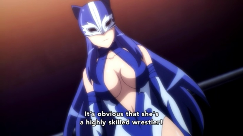 Blue Panther-Elena Miyazawa - Wanna Be the Strongest