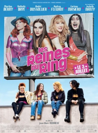 Les Reines du Ring Movie Poster