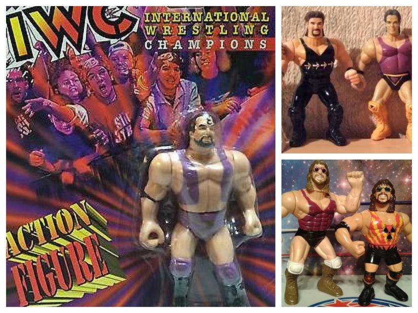 Bootleg Figures - Mannix IWC