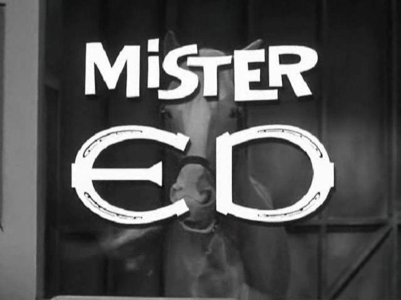 Mister Ed Title