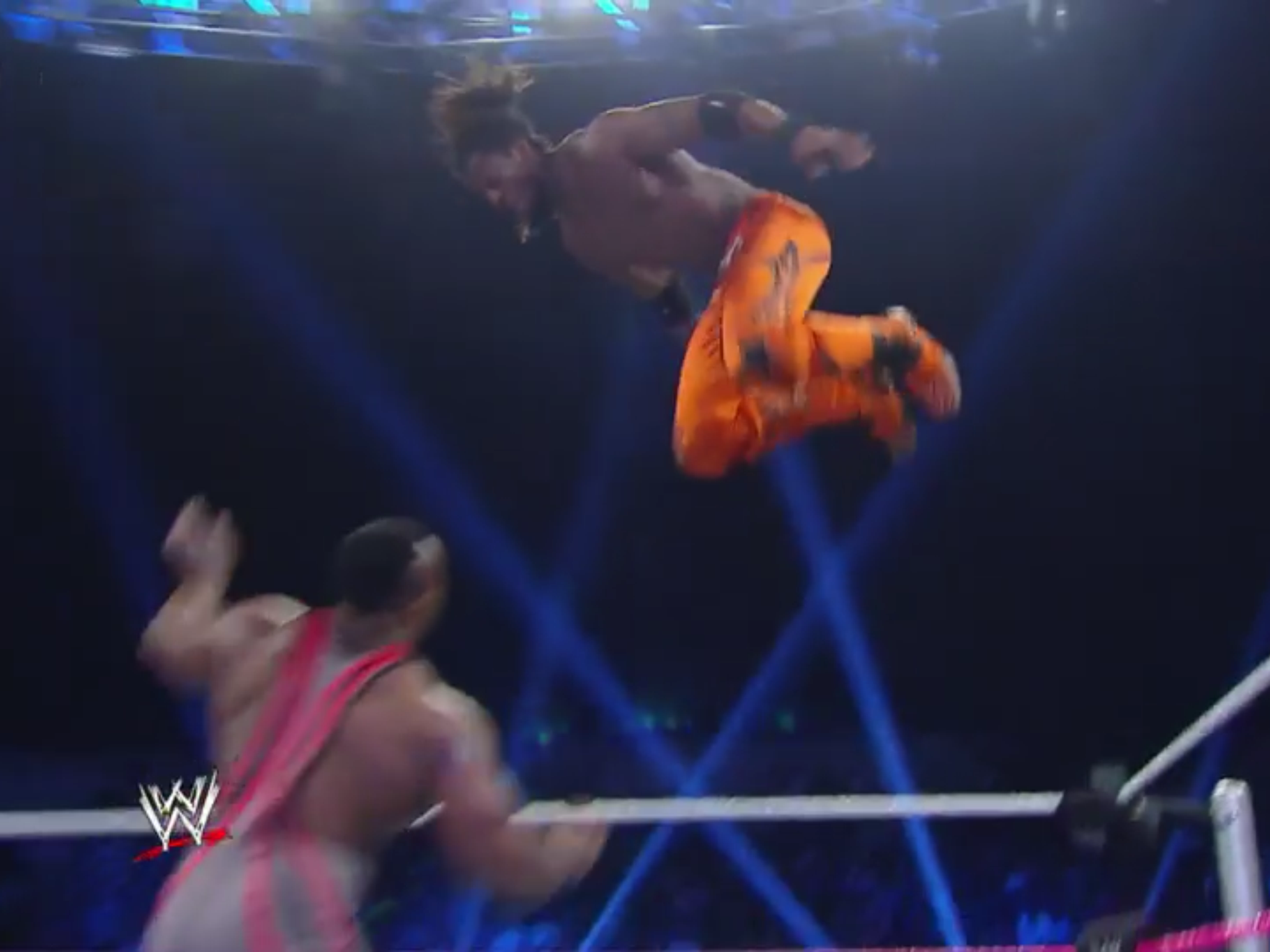 Despite lacking any kind of amateur sports-related background, Kofi  Kingston's athleticism had been the only thing that Kofi was known for  before he joined ...