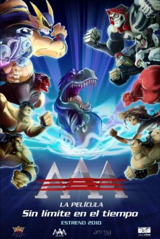 AAA Sin Limite Tiempo - Movie Poster1