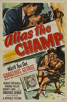 Alias the Champ - Movie Poster