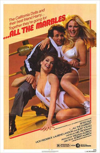 All the Marbles - Movie Poster