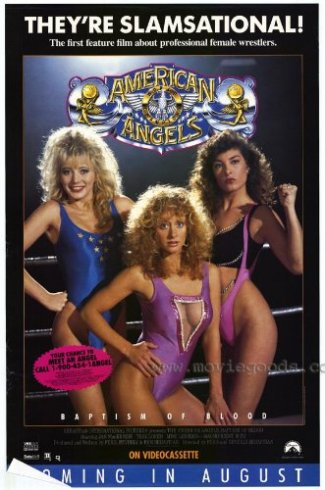American Angels - Movie Poster