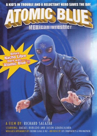 Atomic Blue - Movie Poster