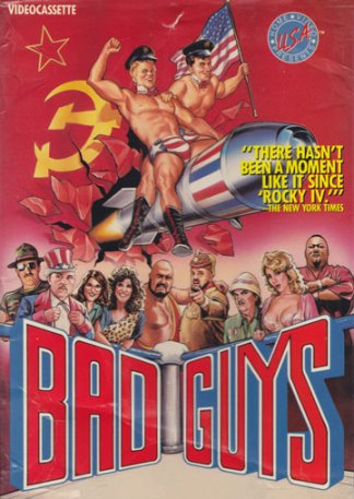 Bad Guys - Movie Poster