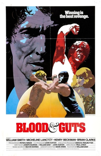 Blood & Guts - Movie Poster