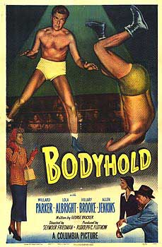 Bodyhold - Movie Poster
