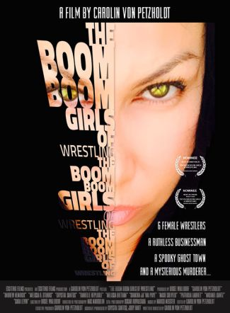 Boom Boom Girls - Movie Poster1