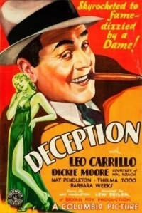 Deception - Movie Poster