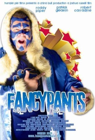Fancypants - Movie Poster