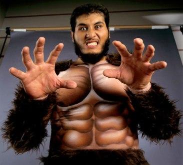 Giant Gonzalez
