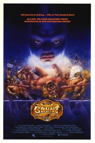 Grunt - Movie Poster