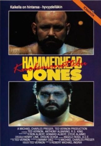 Hammerhead Jones - Movie Poster