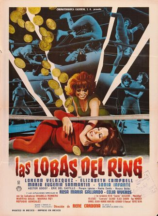 Las Lobas del Ring - Movie Poster