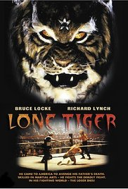 Lone Tiger - Movie Poster