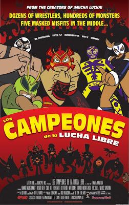 Los Campeones - Movie Poster