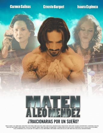 Maten a Leo Mendez - MOvie Poster