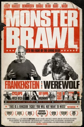Monster Brawl - Movie Poster