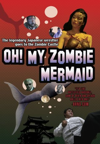 My Zombie Mermaid - Movie Poster