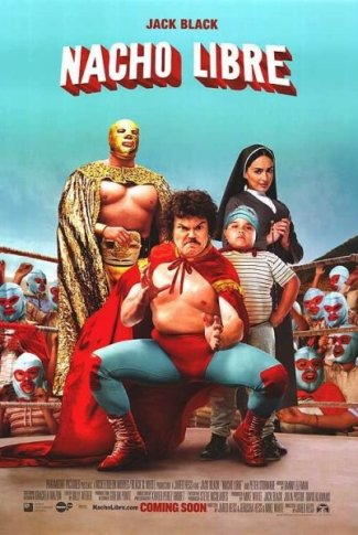 Nacho Libre - Movie Poster