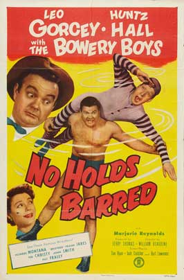 No Holds Barred (30s) - Movie Poster