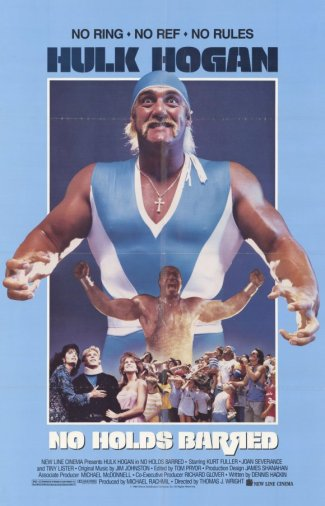 No Holds Barred - Movie Poster