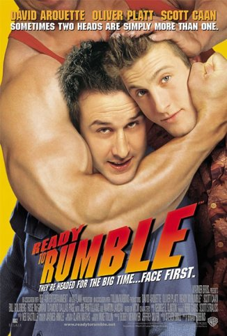 Ready to Rumble - Movie Poster