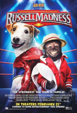 Russell Madness - Movie Poster