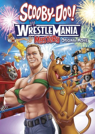 Scooby Doo Wrestlemania - Movie Poster