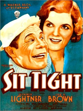 Sit Tight - Movie Poster