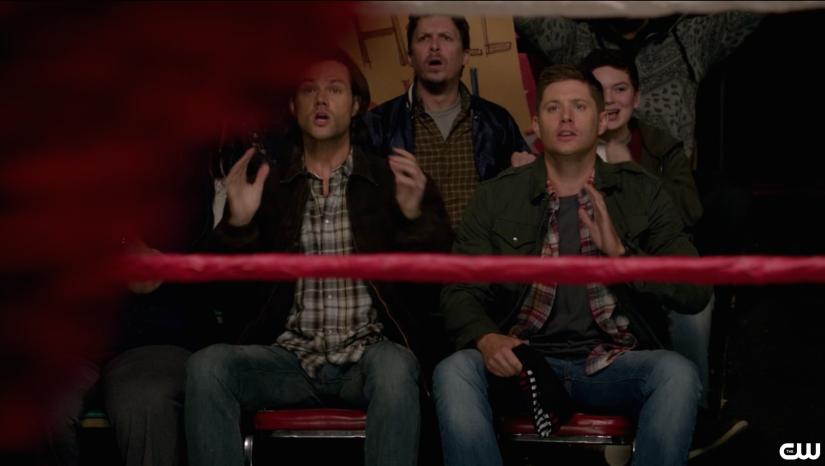 Supernatural-Sam&Dean