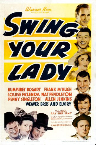 Swing Your Lady - Movie Poster