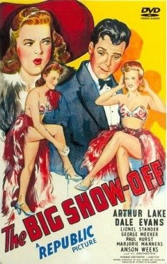 The Big Show-Off - Movie Poster