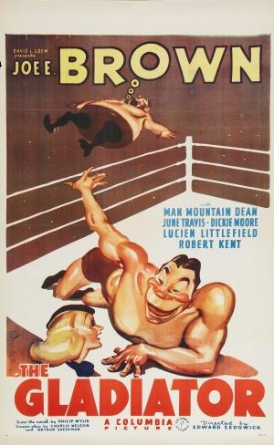 The Gladiator - Movie Poster