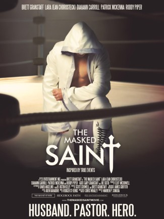 The Masked Saint - Movie Poster