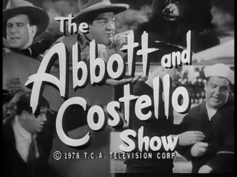Abbott & Costello - Logo