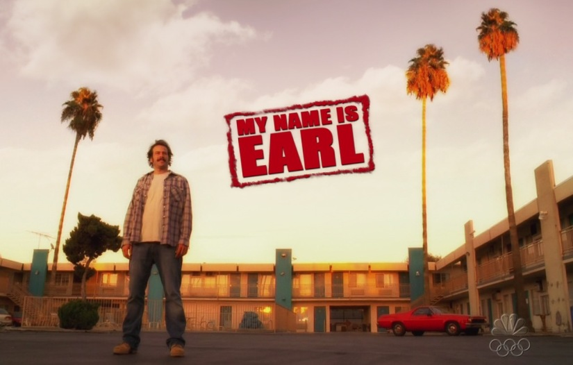 My Name is Earl-Logo