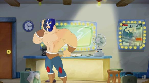 El Chavo - El Justiciero Enmascarado