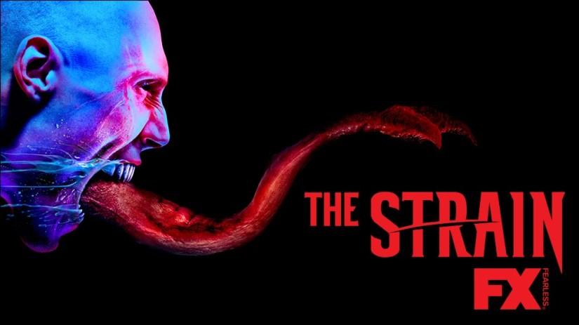 The Strain - Logo